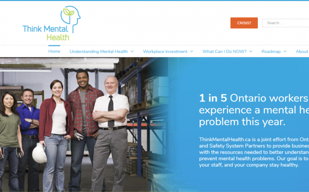 Free Online Resources for Mental Health at Thinkmentalhealth.ca