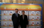Galleria Supermarket, First WeChat Pay retail partner of OPAY