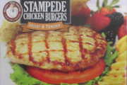 Butcher's Selection brand Stampede Chicken Burgers recalled