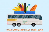Market Tour in Vancouver - Spaces Limited! (Members only)