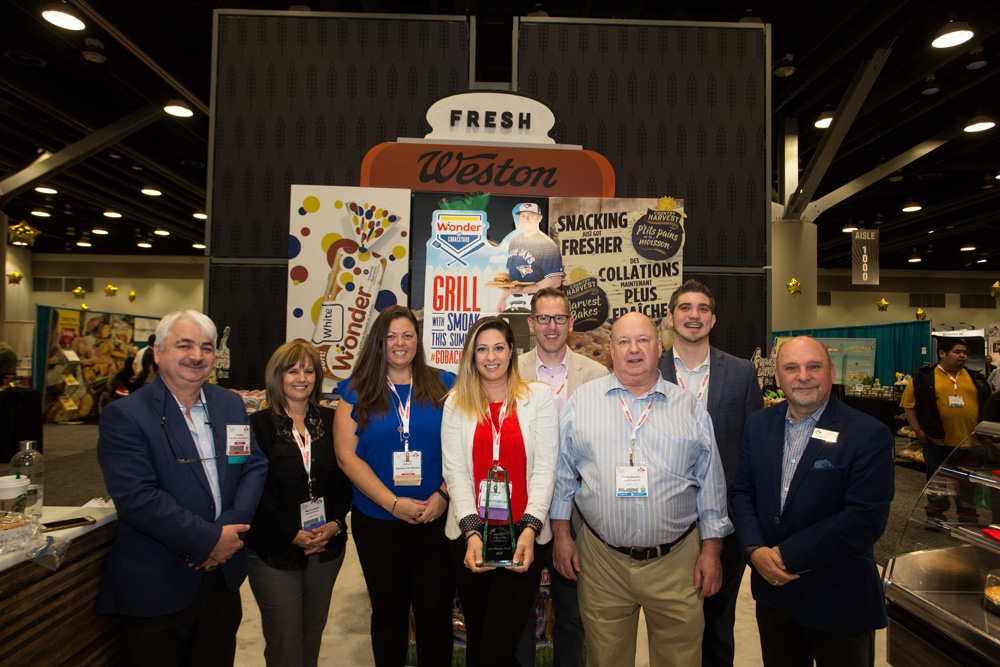 Grocery & Specialty Food West 2018- Best Booth Winners