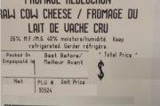 Updated Whole Foods Market recalls Reblochon Cheese