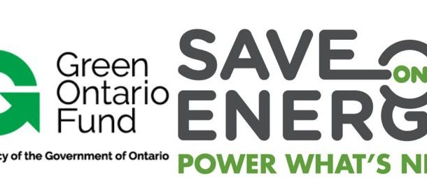 Clarity on GreenON and Save on Energy Programs