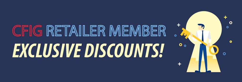 Exclusive Retailer Member Discounts