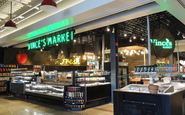 Vince's opens at Upper Canada Mall