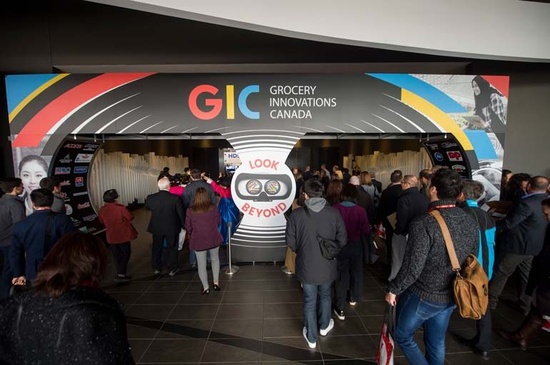 Grocery Innovations Canada 2018 Looks Beyond - Highlights