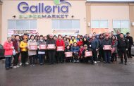 Galleria's Gives Back with Kimchi Event and Donation