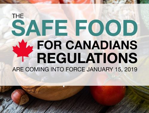 New Food Regulations are in Force