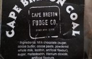 Cape Breton Coal candy recalled due to undeclared walnuts