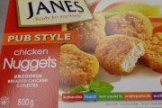 Janes brand Pub Style Chicken Nuggets recalled due to Salmonella