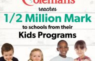 Colemans Reaches Half Million Mark to NL Schools