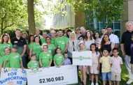 Save-On-Foods presents $2.1 million to BC Children's Hospital