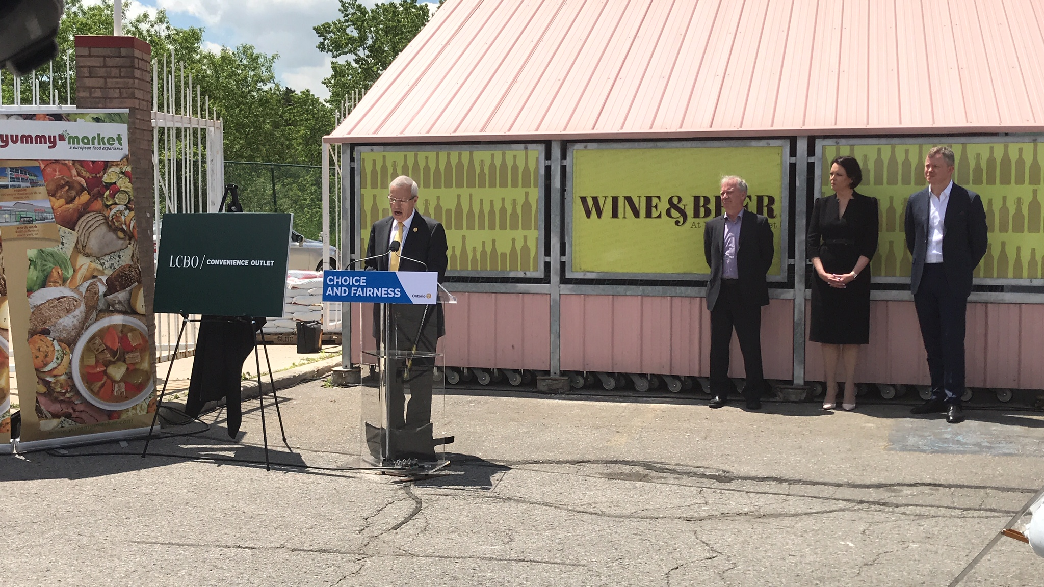 Ontario Government Makes Changes to Beer, Wine and Cider License System