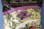 Eat Smart brand 794 G (28 OZ) Sweet Kale Vegetable Salad Bag Kit recalled due to Listeria  monocytogenes