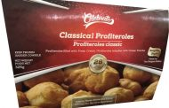 Food Recall Warning -    Certain Celebrate brand frozen profiteroles and eclairs recalled due to Salmonella