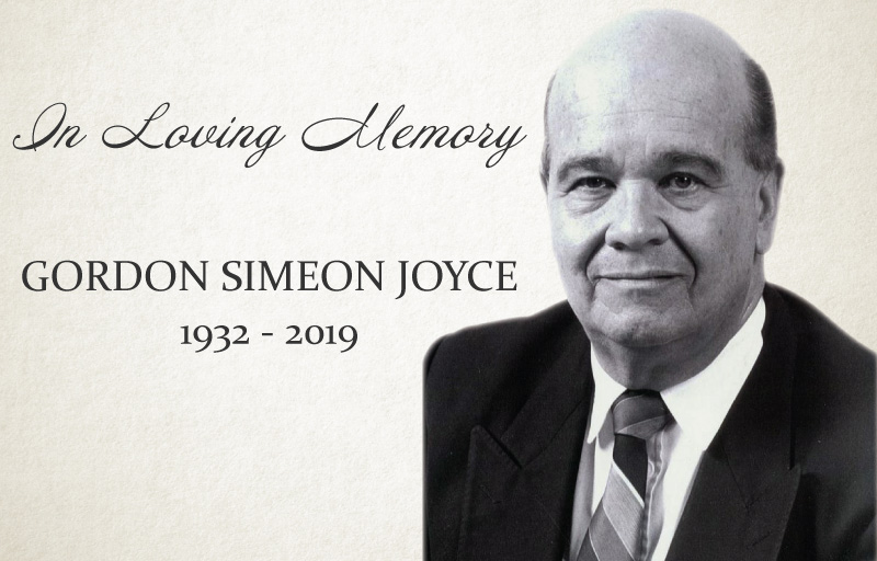 Gordon Simeon Joyce