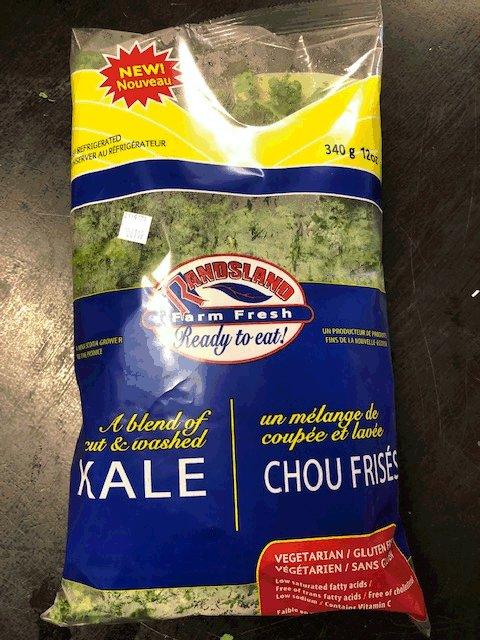 Updated Food Recall -  Warning Randsland brand Super Salad Kit and Randsland brand Kale  recalled due to Listeria monocytogenes