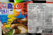 Updated Food Recall Warning (Allergen) - QQ Fish brand Mushroom Fish Ball due to undeclared egg