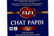 CFIA/ACIA Food Recall Warning (Allergen) - Taza brand Chat Papdi – Gram Flour Snack recalled due to undeclared wheat