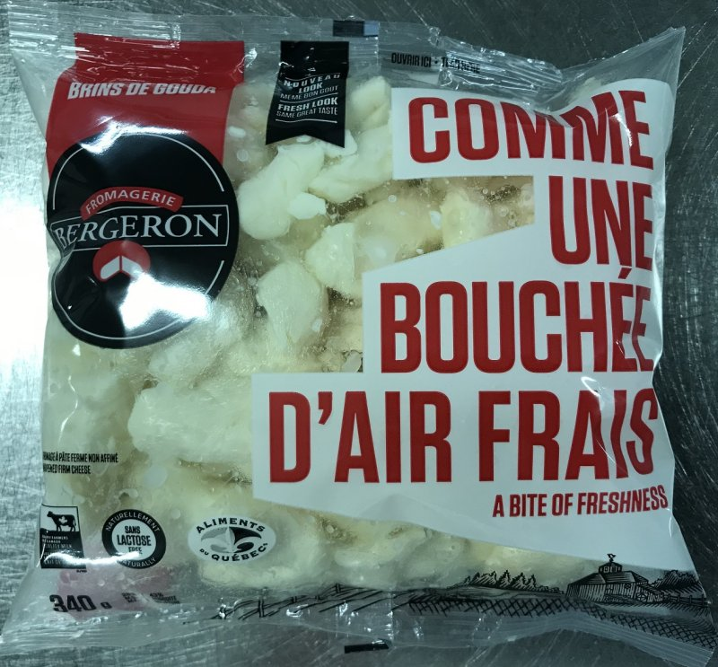 "CFIA/ACIA Food Recall Warning - Fromagerie Bergeron brand Gouda Curds and ""Le Populaire"" recalled due to Salmonella"