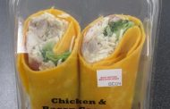 Food Recall Warning -  Certain sandwiches and in-store made chicken salads recalled due to Listeria monocytogenes