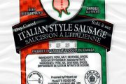Food Recall Warning -  Various Ready-to-Eat dry sausages recalled due to Salmonella
