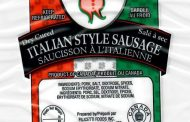 Updated Food Recall Warning  Various Ready-to-Eat dry sausages and products recalled due to Salmonella