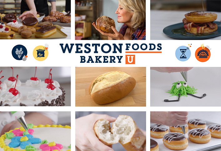 NEW! Weston U Bakery Training & Education Site for Members