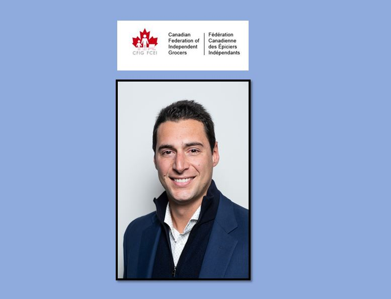 Anthony Greco of Concord Food Centre and Oak Ridges Food Market, joins CFIG Board of Directors