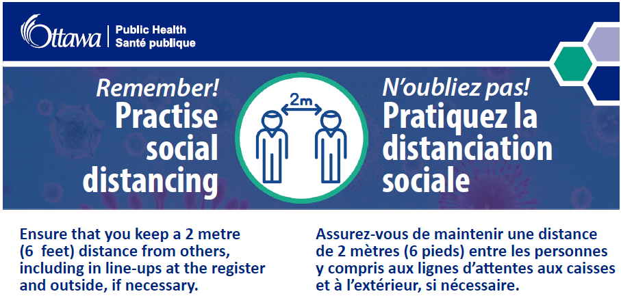 Guidance for Retail Stores (Groceries and Pharmacies) - Social Distancing and Covid-19