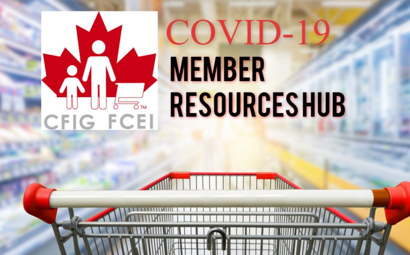 COVID-19 MEMBER RESOURCES HUB