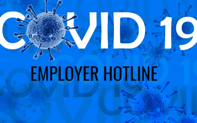 Employer Hotline for COVID-19