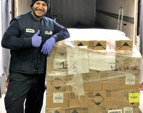 Rabba Fine Foods donates 2000 bottles of sanitizer to Peel Children's Aid