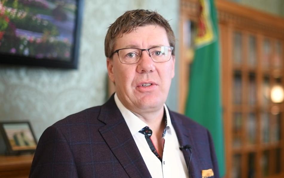 Premier Moe Video in Support of Grocers