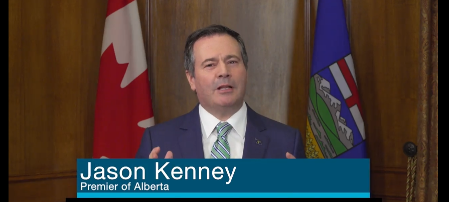 Premier Kenney Video in Support of Grocers