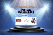 GIC LIVE @ HOME Prize Winners