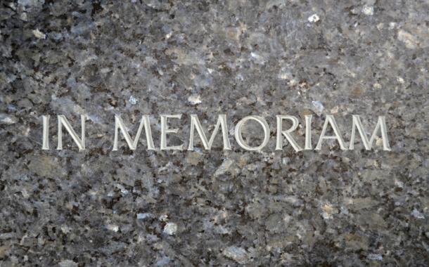 In Memoriam: Edward Scully