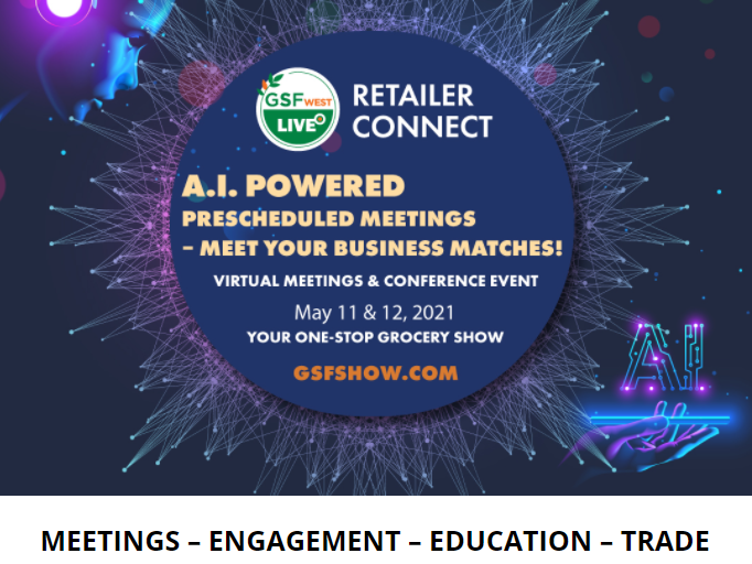 GSF WEST LIVE Retailer Connect 2021
