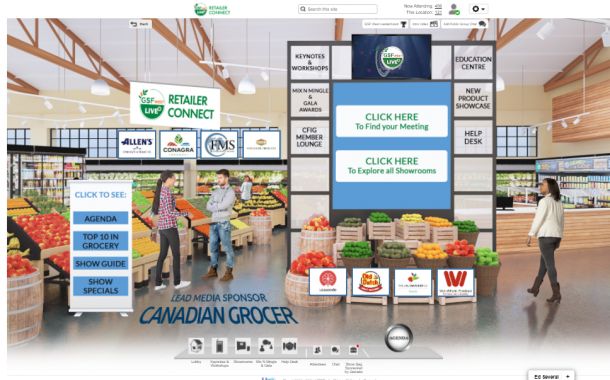 GSF WEST LIVE RETAILER CONNECT HITS DAY ONE OUT OF THE PARK! 2020 INDEPENDENT GROCER OF THE YEAR AWARDS ANNOUNCED