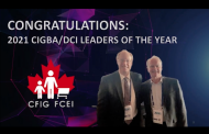 Tom Shurrie, Gary Sands Named Leaders of the Year at 2021 CIGBA/DCI Star Award