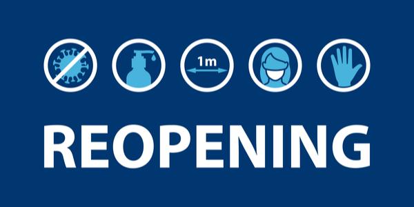 Reopening Ontario - Roadmap to Reopen