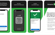 Proof of Enhanced COVID-19 Vaccine Certificate with QR Code and Verify Ontario App